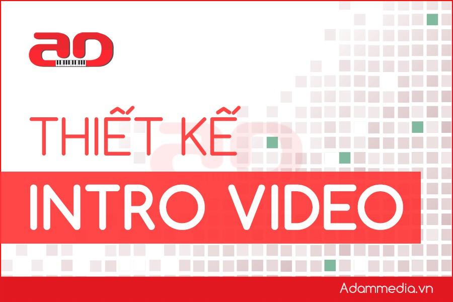 Thiết kế Intro Video và Website tin tức