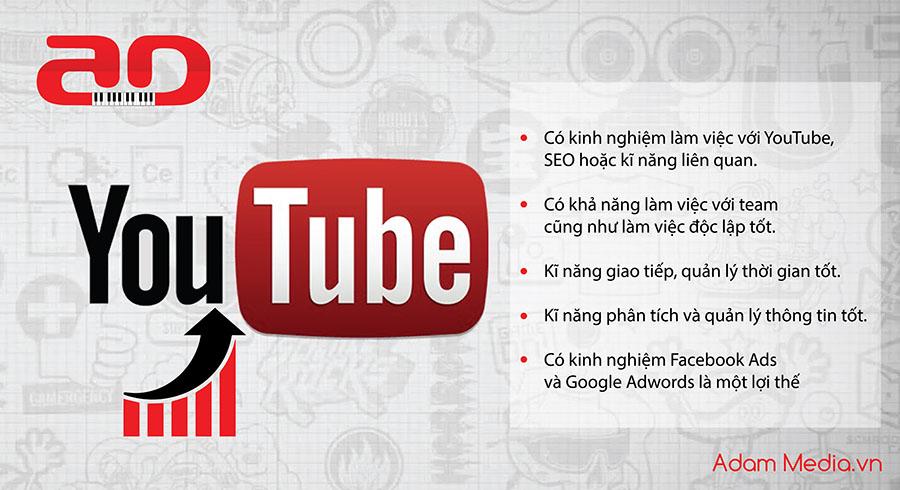 nhân viên SEO Youtube 2